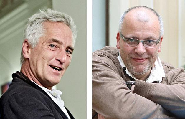 Tomáš Hanák a Ivan Jáchim